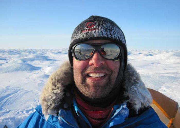 Greenland Icecap Crossing op 'Expeditie onderwijs'