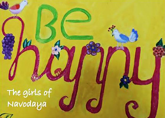 Nieuw magazine van Navodaya-meisjes