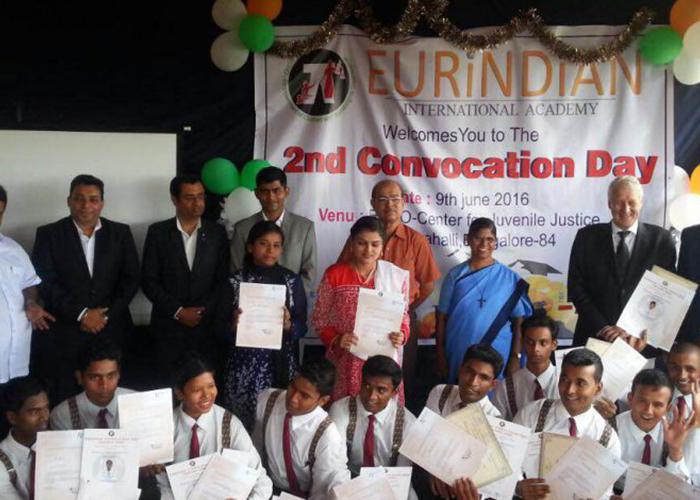 Diploma voor studenten Hotelmanagement