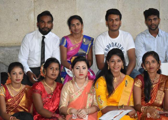 Bachelor-diploma voor Bhagya